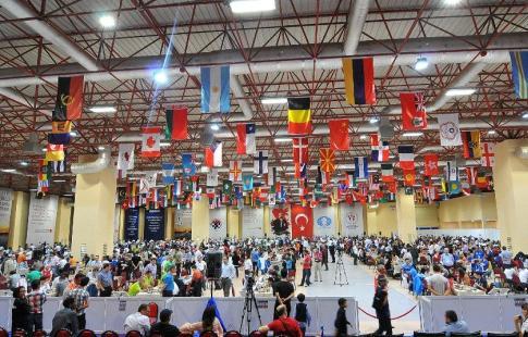 Сборная Украины уступила «золото» наОлимпиаде вАзербайджанской столице — Шахматы