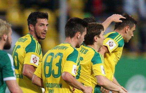 ТренерФК «Кубань» извинился засвое поведение наматче с«Соколом»