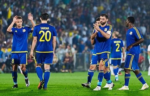 «Ростов» сыграет с«Баварией» врамках группового этапа Лиги чемпионов