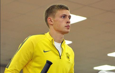 Жиров подписал с«Томью» договор доконца сезона