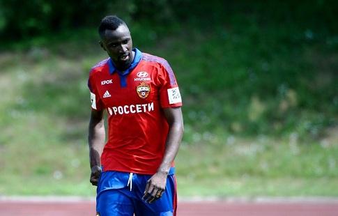 Нападающий ЦСКА Траоре может продолжить карьеру в Британии