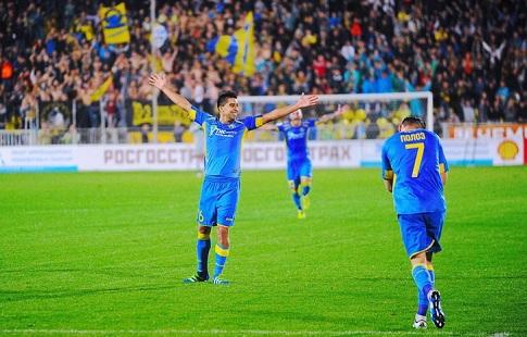 «Ростов» нестал оспаривать частичное закрытие трибун надомашний матчЛЧ
