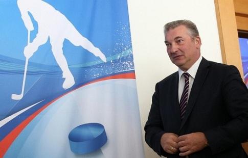 Главный тренер сборной Российской Федерации похоккею проработает скомандой до 2018г.