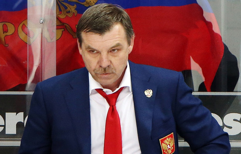 Олег Знарок: «Телегин? Унего две ноги подбиты»