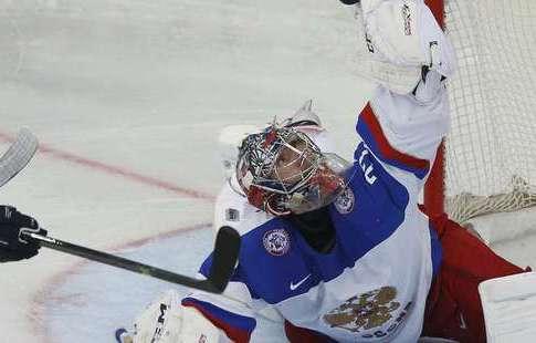 Готов играть два дня подряд наКубке мира— Бобровский