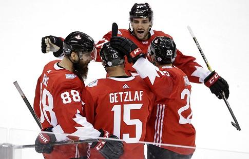 Кубок мира-2016. США- Канада. Американцы теряют шансы на продолжение борьбы за кубок
