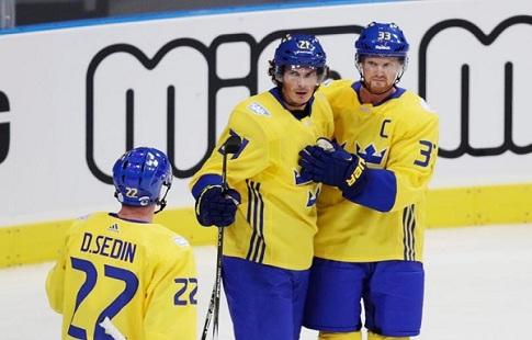 Швеция оторвалась от РФ на2 очка— Кубок мира