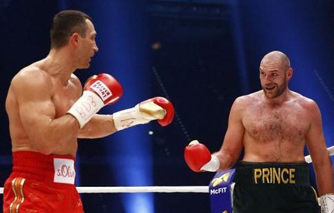 Бой-реванш между Кличко иФьюри отменен