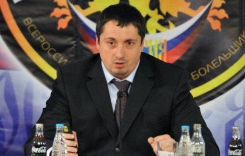 Наконференции РФС милиция задержала руководителя Всероссийского объединения болельщиков