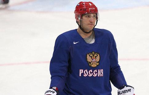 Сборная РФ уступила канадцам вполуфинале Кубка мира похоккею