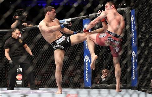 Русский боец UFC Магомедов подозревается вупотреблении допинга