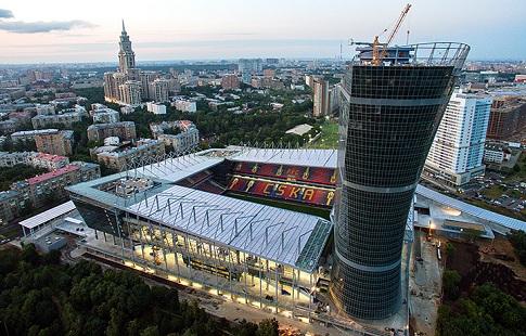 «Тоттенхэм» в столице России поддержат 300 болельщиков