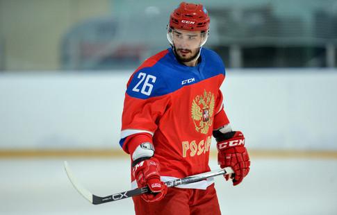 Жуков: ОКР заинтересован вучастии игроков НХЛ вОлимпиаде