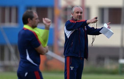 Шалимова могут утвердить напост основного тренераФК «Краснодар»