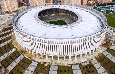 Стадион «Краснодара» получил сертификат РФС высшей категории