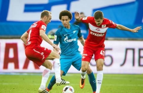 «Спартак» потребовал отРФС сместить судившего матч с«Зенитом» арбитра