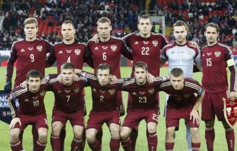 Сборная РФ проведет контрольную игру сМакедонией зимой