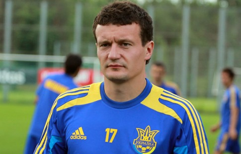 Караваев прибыл врасположение сборной Украинского государства
