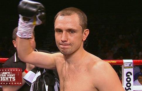 Россиянин Климов несумел стать претендентом натитул чемпиона мира IBF