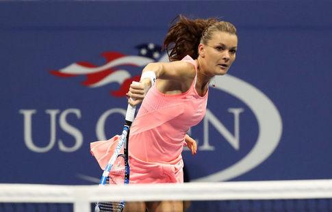 Агнешка Радваньска выиграла турнир WTA встолице Китая