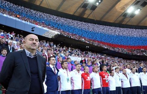 Галицкий гордится тем, что стадион «Краснодара» был открыт матчем сборной Российской Федерации