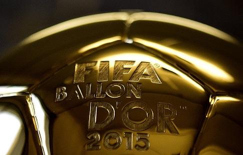 Список из30 претендентов на«Золотой мяч» будет представлен 25октября