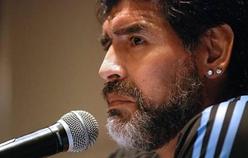 Диего Марадона: «ЗаТотти можно отдать 40 игроков чемпионата Италии»