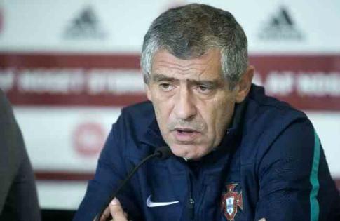 Сантуш: «Футболисты сборной Португалии выполнили план наигру»