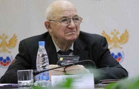 РФС поздравил Симоняна сюбилеем