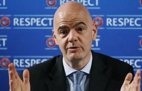 Инфантино расширит чемпионат мира до48 команд