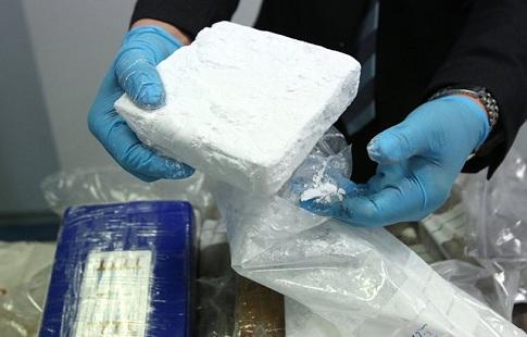 Прежний футболист сборной Колумбии пытался переправить кокаин вИспанию