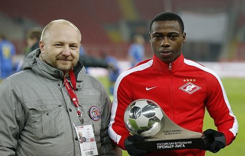 Денис Глушаков пропустит матч с«Уралом»