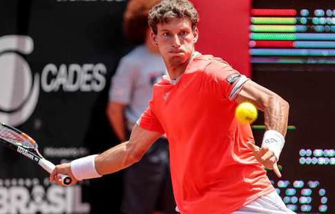 Испанец Карреньо-Буста— владелец теннисного турнира Кубок Кремля