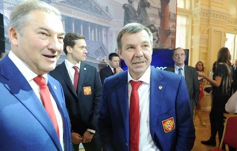 Василий Демченко вошел всостав сборной РФ наКубок Карьяла