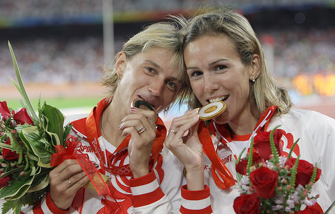 Россиянка Екатерина Волкова лишена бронзы ОИ-2008 после перепроверки допинг-проб