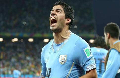 «Суарес продлит договор с«Барселоной» до 2021