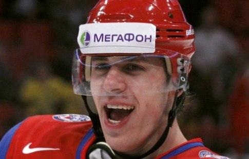 Малкин стал десятым россиянином с300 голами вНХЛ
