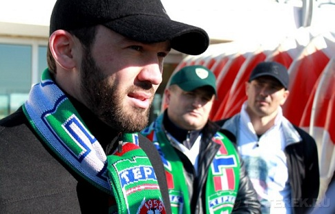 Президент «Терека» Даудов заходил всудейскую комнату впроцессе матча с«Рубином»