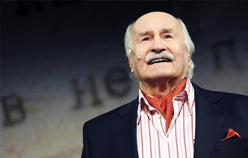 Актёр Владимир Зельдин скончался на102-м году жизни