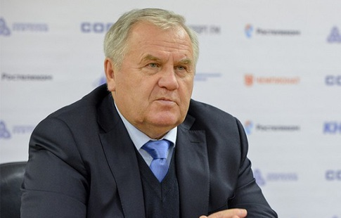 Главный тренер хоккейного клуба «Автомобилист» Андрей Разин отправлен вотставку