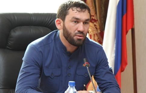 Каримов: Кадыров небыл всудейской комнате впроцессе матча «Терек»— «Рубин»