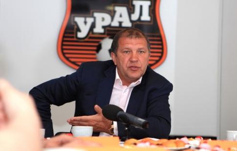 Скрипченко ушел споста основного тренера Урала
