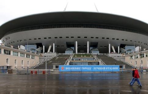 Кремль несобирается мешаться впроблемы стадиона «Зенит-Арена»