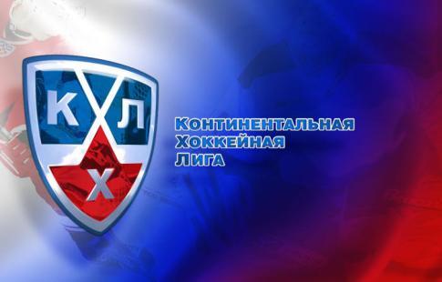 Францоуз, Арзамасцев, Копейкин, Зернов признаны лучшими игроками недели вКХЛ