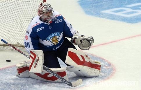 Вовтором матче Кубка Карьяла русские хоккеисты обыграли шведов
