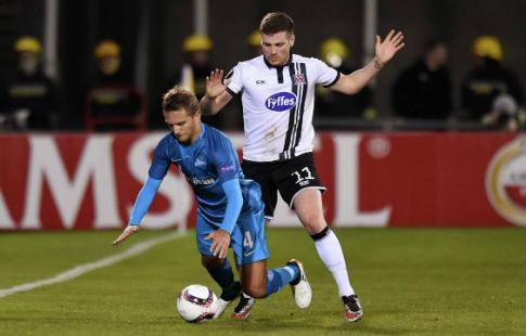 «Зени» преждевременно вышел вплей-офф Лиги Европы