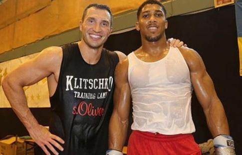 Бой Кличко— Джошуа может пройти на известном «Уэмбли»