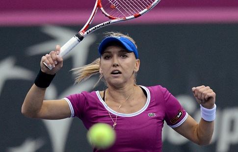 Свитолина одолела Конту ивышла вфинал турнира WTA Elite Trophy