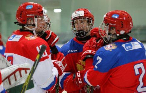 Жители России вновь победили вКубке Президентского спортивного клуба— Хоккей