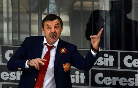 Киселевич несыграет засборную Российской Федерации вматче Кубка Карьяла счехами